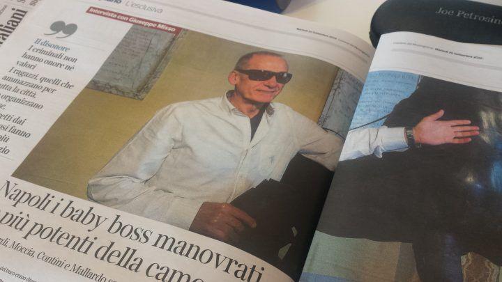 """""""Stese"""" ideate dai clan. Parla l'ex boss pentito Giuseppe Misso: """"I Mallardo tra i più potenti"""""""