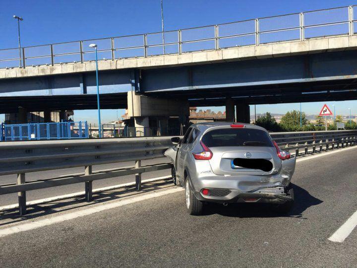 Grave incidente sull'A3: coinvolte tre vetture