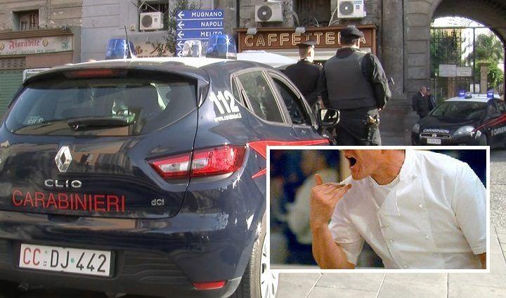 Picchia e lancia olio bollente al volto del datore di lavoro, arrestato a Melito