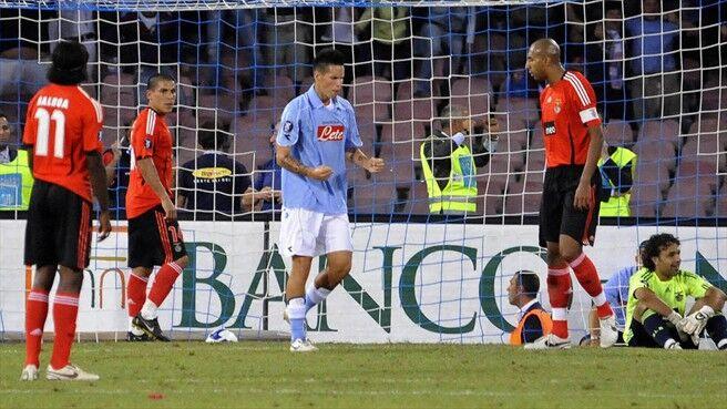 Napoli-Benfica, le probabili formazioni. Diretta alle ore 20 e 45