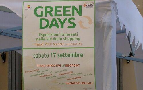 Energy Med, i Green Days aprono la settimana Europea della Mobilità Sostenibile