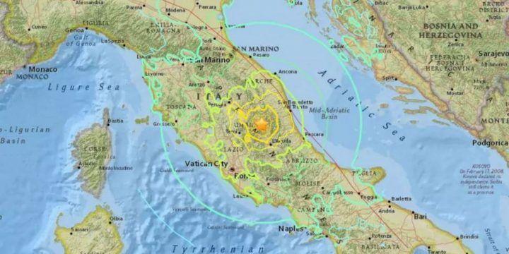 Nuove scosse nelle zone del sisma, torna la paura