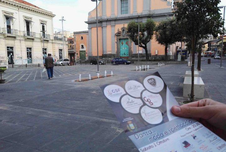 Giugliano, in piazza Matteotti Danza, Moda e Spettacolo: annunciato l'evento