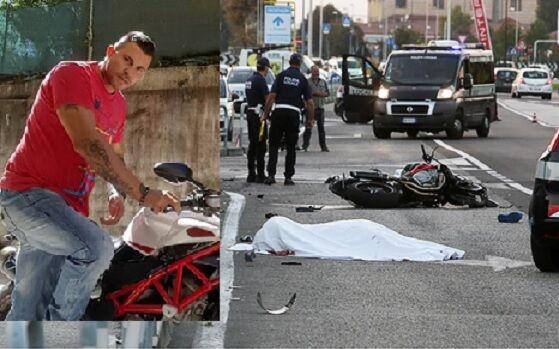 Scontro auto-moto, morto un uomo della provincia di Napoli
