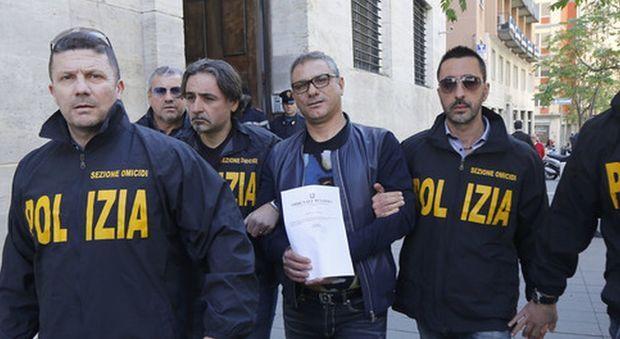 """Batosta al clan Lo Russo, 3 arresti per l'omicidio di """"Pierino"""""""