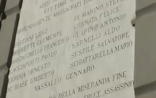 Giugliano, la città ricorda i 13 Martiri di piazza Annunziata: ricco calendario di eventi