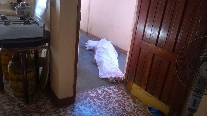 Orrore in provincia, uomo trovato morto in casa
