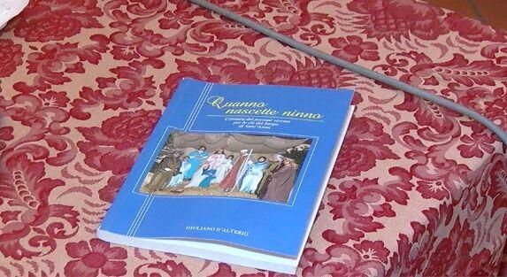 """Giugliano, presentato nel borgo Sant'Anna il libro """"Quanno nascette ninno"""""""