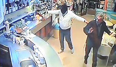 Terrore in un bar, in due fanno il colpo ma vengono catturati. I NOMI