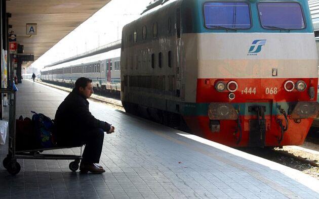 Sciopero dei treni dalle 21 di giovedì