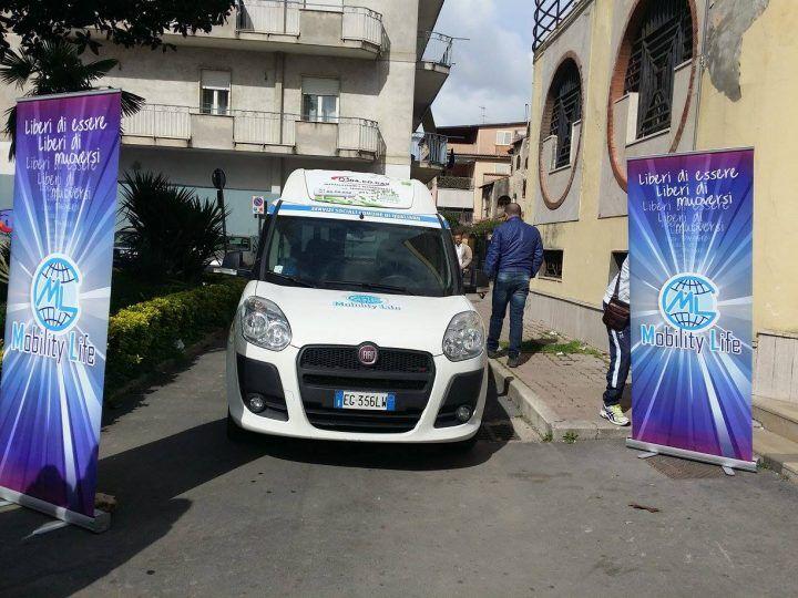 """Disabilità e difficoltà socio-economiche, anche a Qualiano arriva il """"taxi solidale"""""""