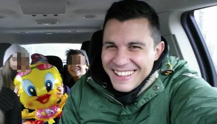 Tragico scontro in moto, Sergio muore e lascia 3 figli