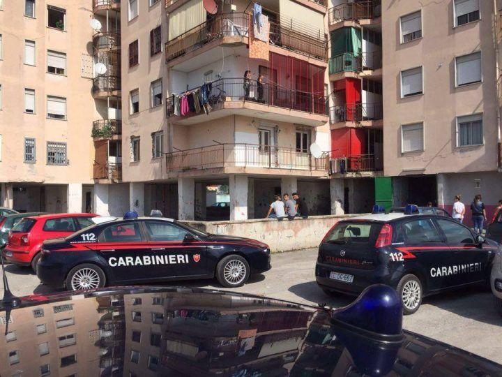Giugliano, blitz dei Carabinieri a Casacelle