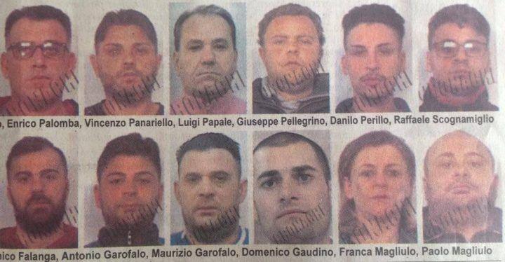 Colpo alla camorra, 23 in manette. Sono di Torre, Mugnano e Villaricca. LEGGI TUTTI I NOMI