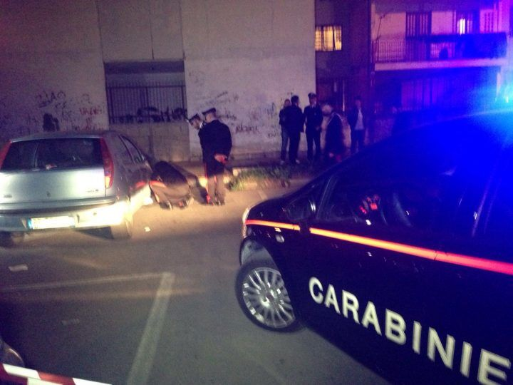 Sant'Antimo, tentato omicidio in via Solimene