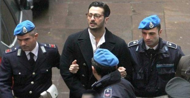 Arrestato Fabrizio Corona, in manette anche la manager