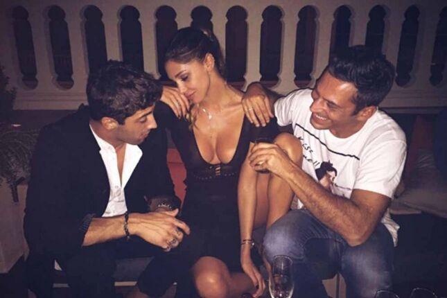 Belen su Instagram con il modello Stefano Sala. Iannone gelosia a 300?