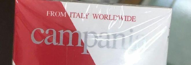 """Scoperta choc a Napoli e provincia, sigarette di contrabbando col marchio """"Campania"""""""