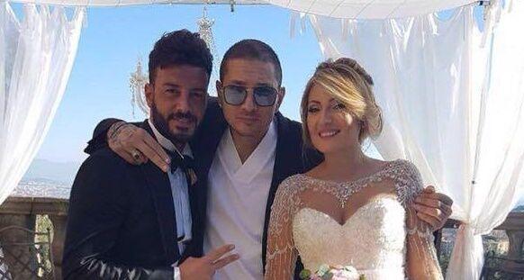 Emiliana Cantone sposa, matrimonio a Villa Domi per la bella cantante. VIDEO