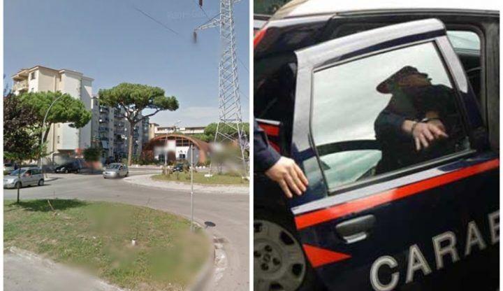 Villaricca. Carabinieri arrestano pluripregiudicato in via Napoli