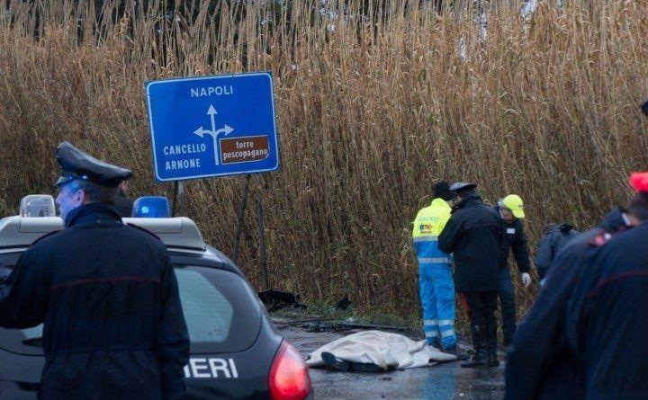 Tremendo incidente sulla Domitiana, un morto e diversi feriti