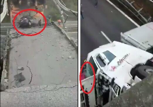 VIDEO incidente Annone Brianza. Immagini choc