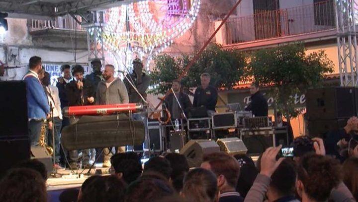 """Mugnano, Sacro Cuore: gran finale con la band """"La Maschera"""""""