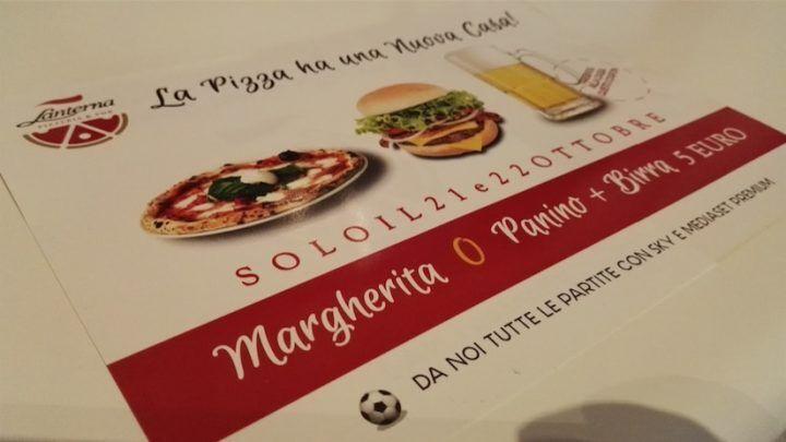 """La """"Lanterna"""" diventa pizzeria e pub: per l'occasione evento speciale a Villaricca"""