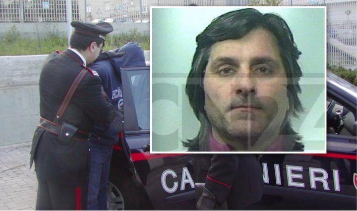 """Cocaina a domicilio. In manette """"Ligabue"""": nel 2009 fu vittima di un agguato di camorra"""
