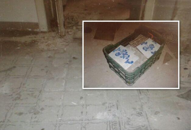 Sorpreso a rubare maioliche in una villa, la polizia arresta un 39enne