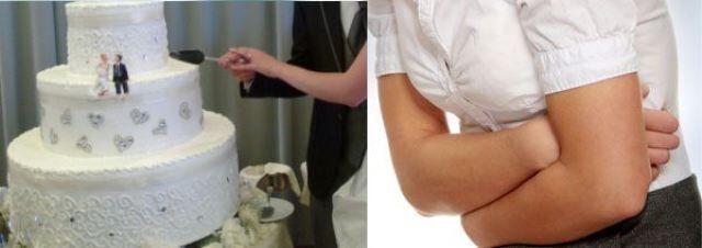 Matrimonio da incubo in provincia di Napoli: invitati e sposi al pronto soccorso