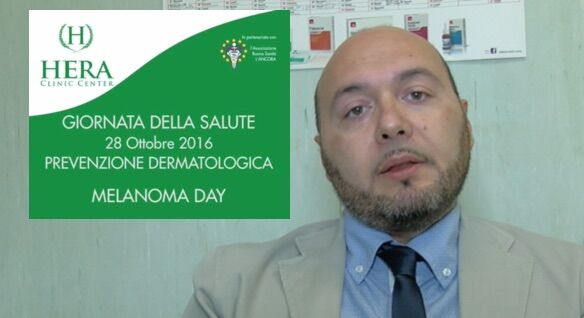 Giugliano, melanoma: domani alla clinica Hera giornata di prevenzione