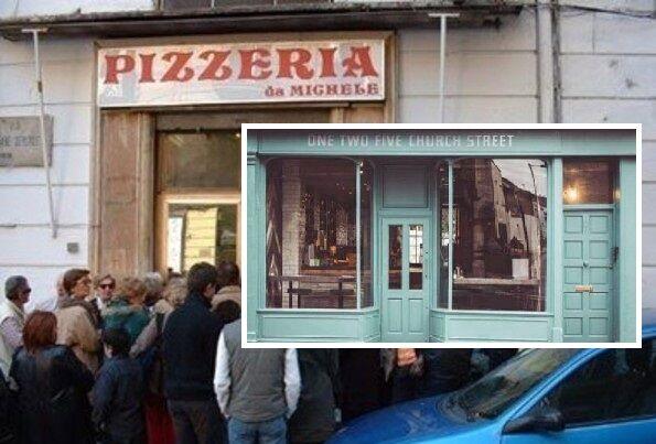 """Da Forcella a Londra, la pizzeria """"Da Michele"""" sbarca in Regno Unito"""