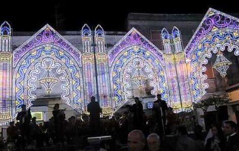 Celebrazioni del Sacro Cuore a Mugnano, questa sera diretta tv della Notte Bianca