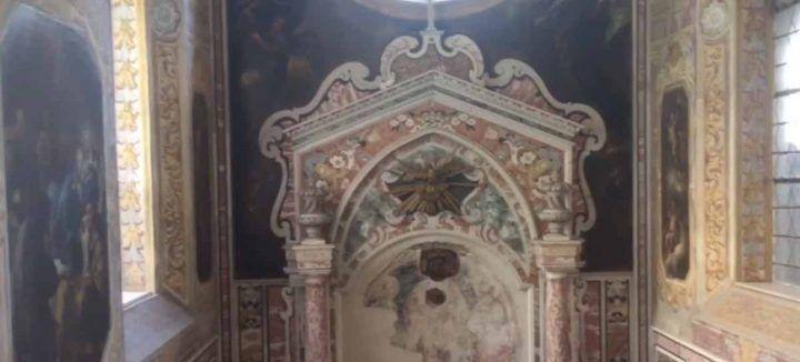 Napoli senza mare, i simboli della Cappella dell'Idra