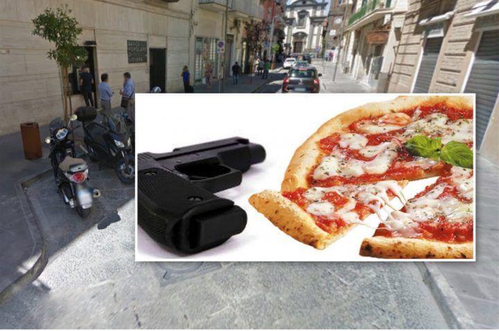 Dalle pizze alle rapine, arrestato pizzaiolo di Marano