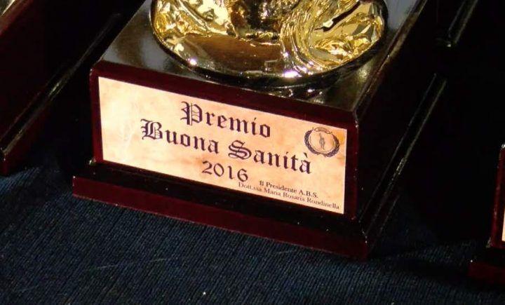 """Premio """"Buona Sanità"""", insignito anche un giuglianese"""