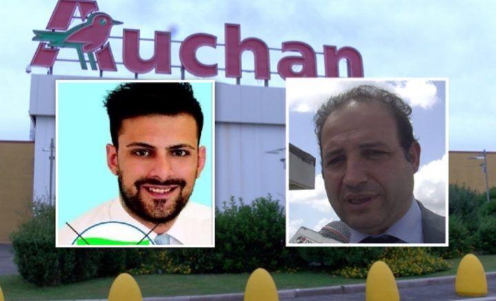 """Caso Auchan, le reazioni politiche. Aprovitola: """"Il sindaco va contro la sua città"""""""