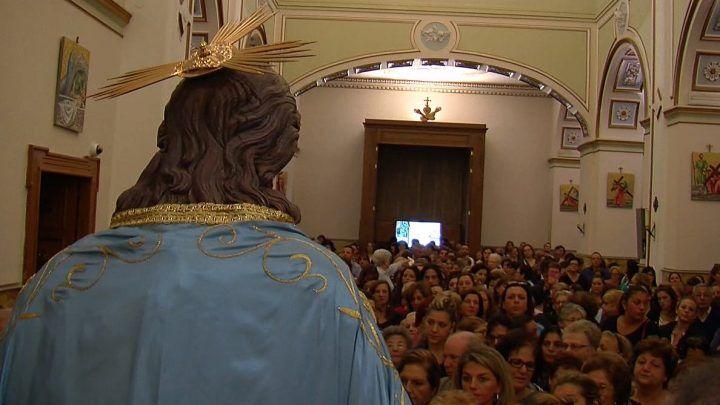 Mugnano, per la prima volta la festa del Sacro Cuore in Tv. Ecco il calendario delle dirette
