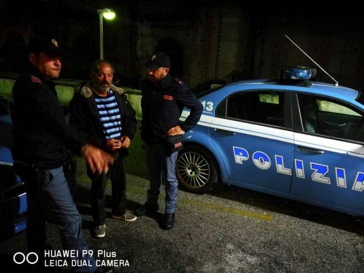 Napoli, poliziotti ritrovano uomo sparito da venti giorni. Ecco dove