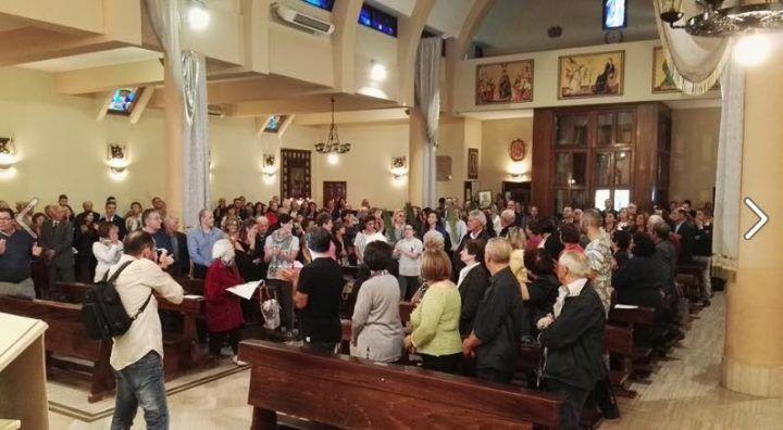 La Parrocchia San Pio X compie 50 anni, il quartiere è in festa