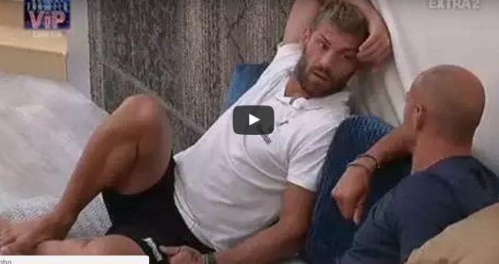 Video Clemente Russo e Bettarini, ecco cosa si sono detti