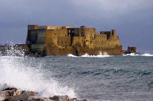 Napoli, catturato grosso squalo nelle acque del golfo.