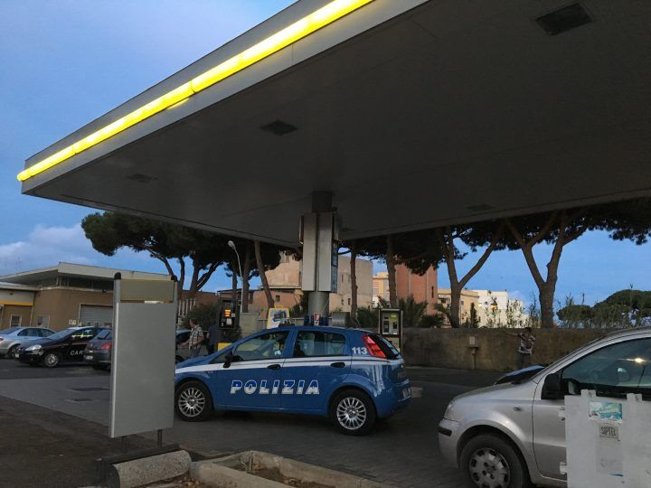 Tenta la rapina ad un distributore di Cardito, arrestato pregiudicato di Afragola