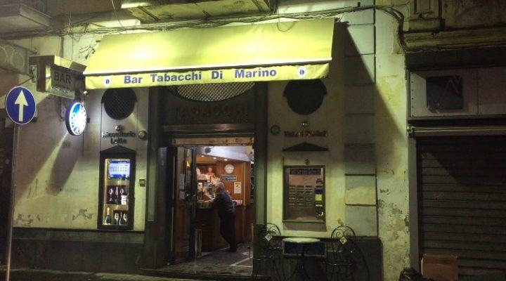 Giugliano, rapina al bar-tabacchi Di Marino: solidarietà da Coigiass