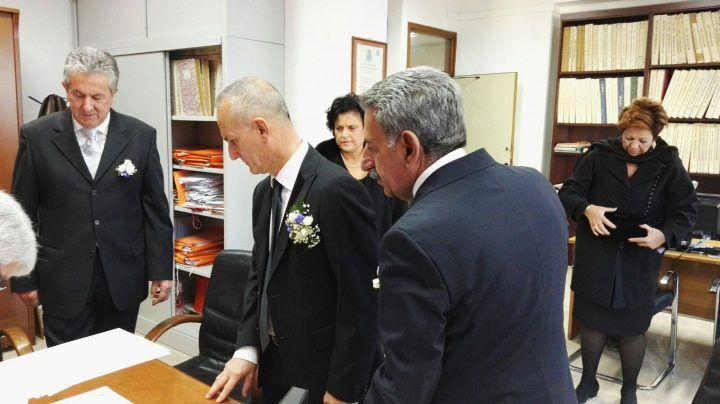 """Nozze gay a Giugliano, Giuseppe e Gennaro si sposano: """"Abbiamo atteso 35 anni"""""""