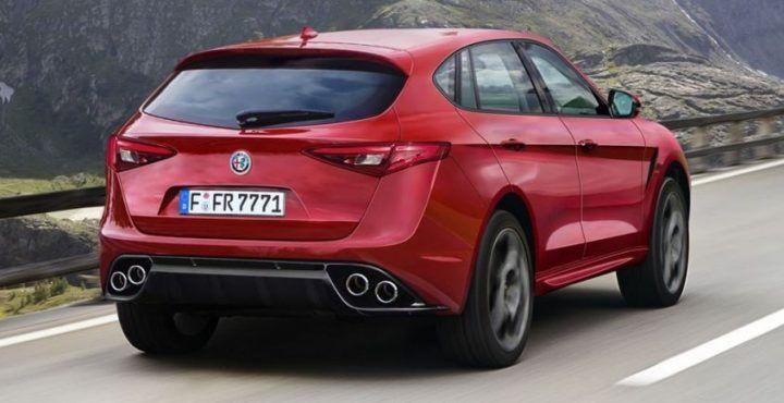Alfa Romeo Stelvio Quadrifoglio : 510 cavalli di pura passione
