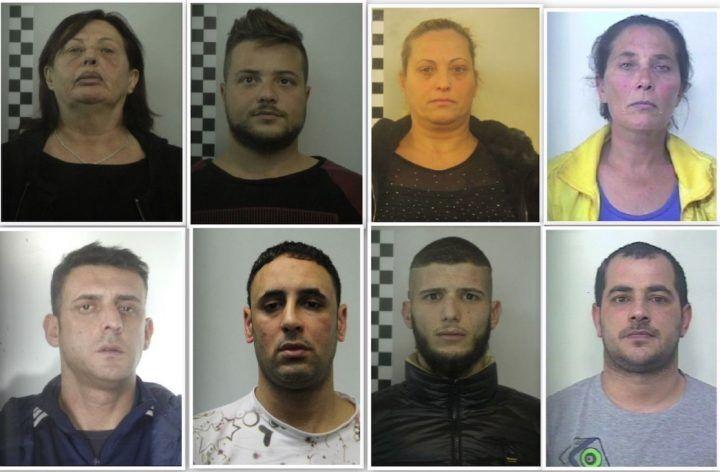 Napoli, smantellata banda di falsari: arrestati in dieci. TUTTI I NOMI
