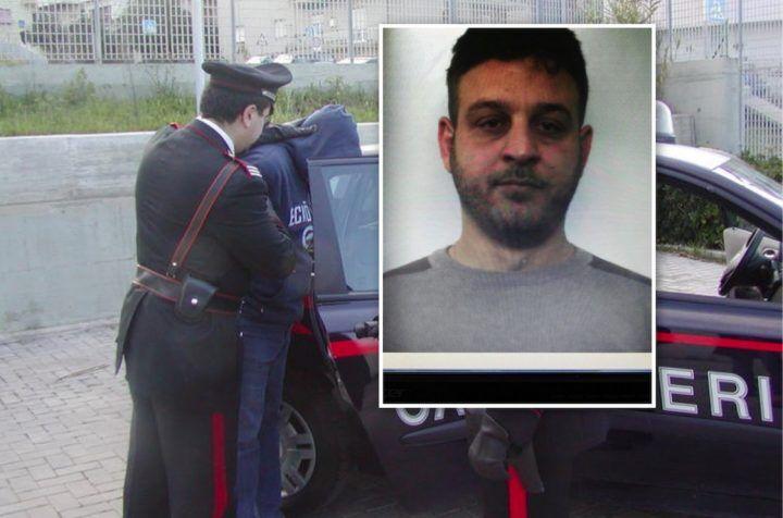 """Qualiano, giuglianese arrestato per pizzo sul doppio senso: """"Ti spezzo le gambe"""""""