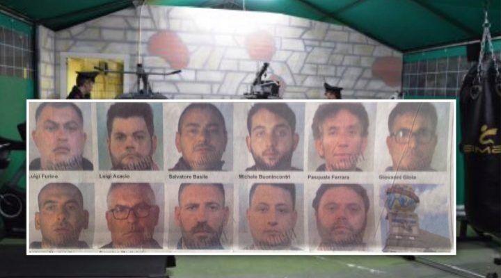 Saviano. Droga nel centro benessere, undici arresti. Tutti i nomi (FOTO)